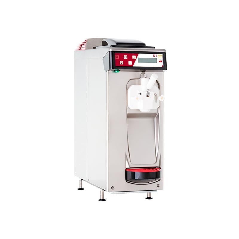 Foto de una máquina de gravedad ICTEAM G1 marca italiana.