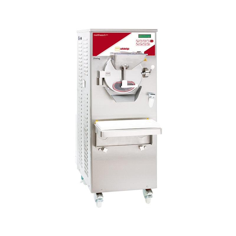 Foto de una mantecadora horizontal ICETEAM Multifreeze Pro