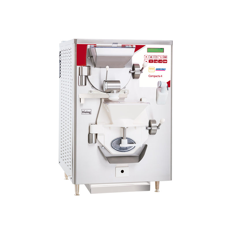 Fotografía de una máquina combinada de banco ICETEAM Compacta