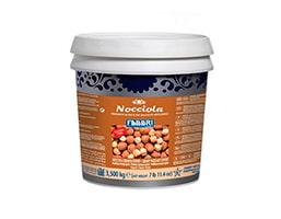 Saborizante Nocciola en presentación de 1.5 kgs