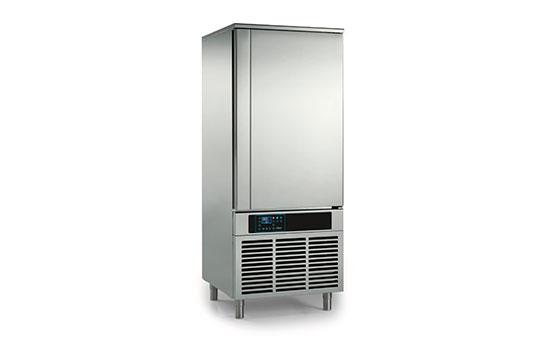Fotografía de una abatidor de temperatura rápido HIBER modelo GDM021S-GCM021S