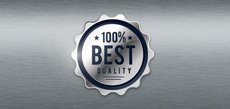 logo de best quality