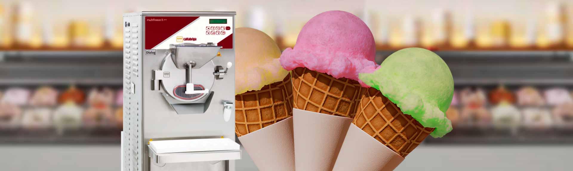 Portada de artículo Máquinas de helado duro o gelato: ¿Cómo elegir la idónea?